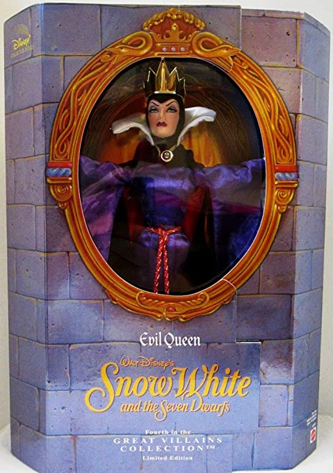 Disney 1998 Snow White Evil Queen