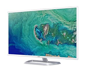 Acer EZ321Q wi 31.5 Full HD (1920 x 1080) IPS Monitor (HDMI & VGA Port) (Color: White)