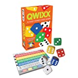 Qwixx - A Fast Family Dice Game (Color: Multi, Tamaño: Standard)