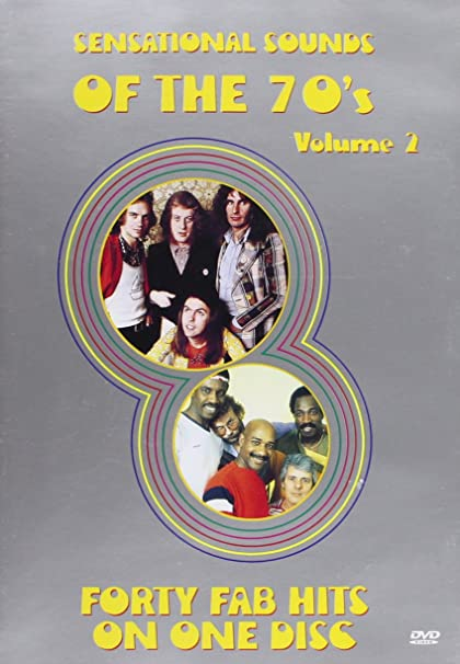 Sensational Sounds of the 70s - Vol. 2 [DVD]