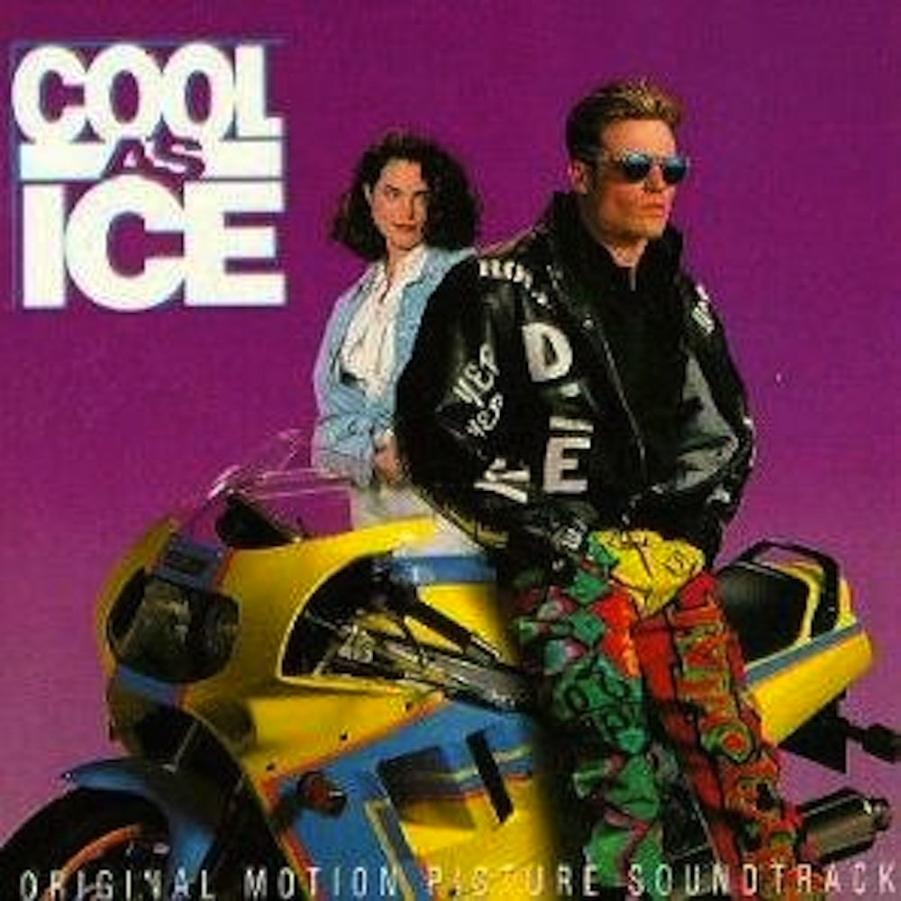 Cool As Ice Vanilla Ice Cool As Ice Motorcycle