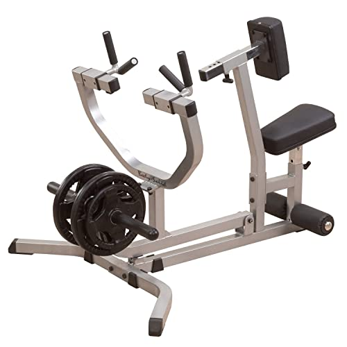 Body Solid GSRM40 Seated Row Machine Review