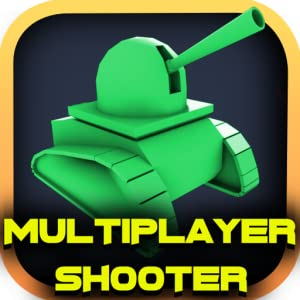 Pixel Tank 3D - Multiplayer Shooter from App Advisory