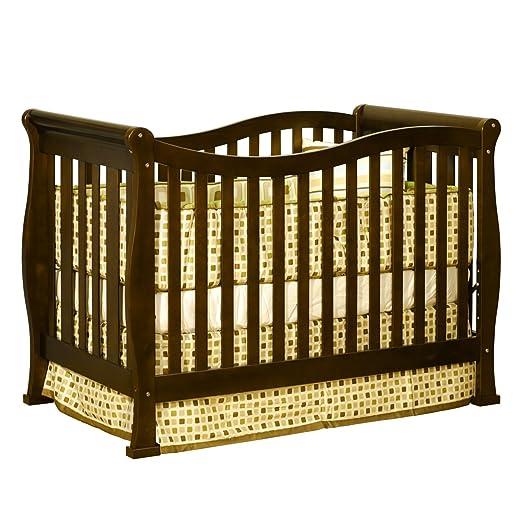 Athena Nadia 3-in-1 Convertible Wood Crib