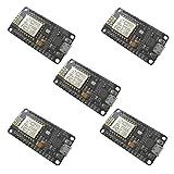 5 pcs NodeMCU LUA WIFI Internet Development Board Module Based on ESP8266 ESP-12E CH340G