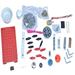 Funwood Games Funwood Games Students Electromagnetism Do It Yourself Kit for Children's School Projects