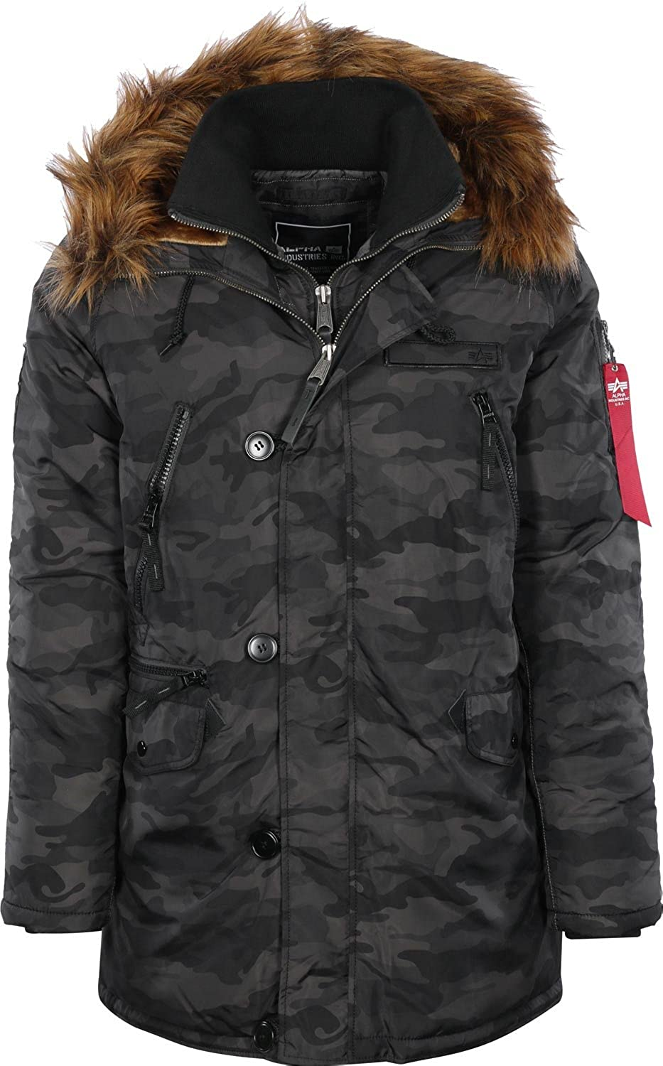 Alpha Industries PPS N3B Parka