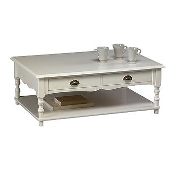table basse blanc style marin solutions pour la d coration int rieure de votre maison. Black Bedroom Furniture Sets. Home Design Ideas