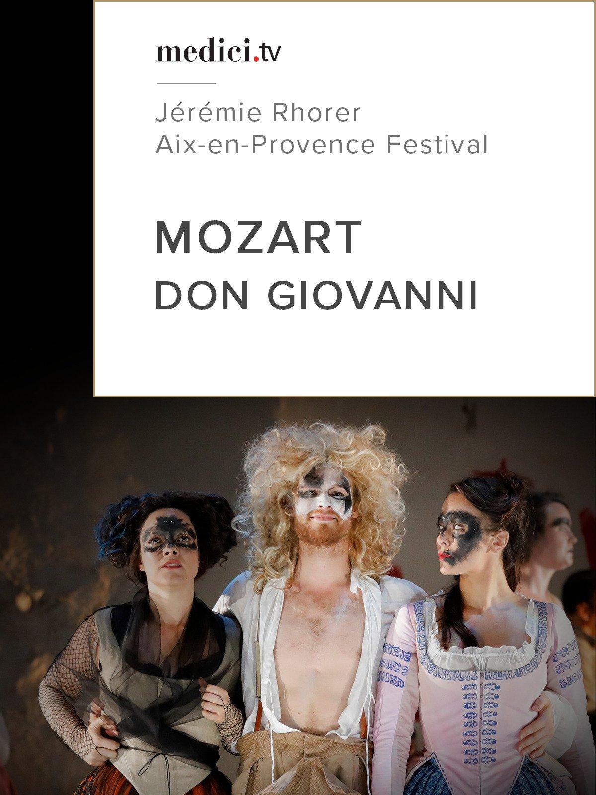 Mozart, Don Giovanni