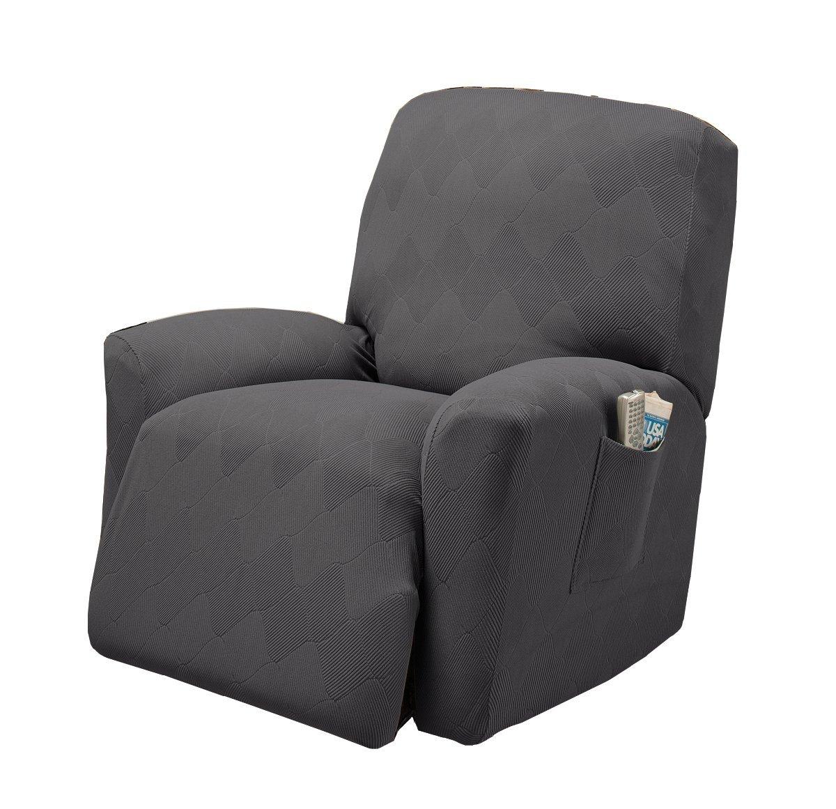 Amazon.com: Grey - Slipcovers / Home Décor: Furniture & Decor