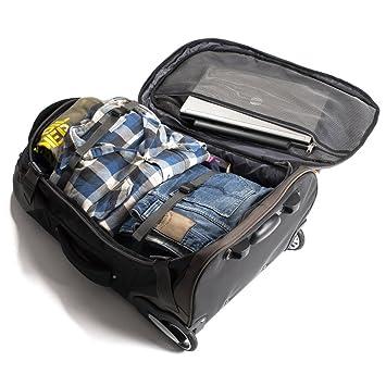 c934d166b724a Caribee Time Traveller Bagage à roulettes Noir 66 cm @ Online - Mode17