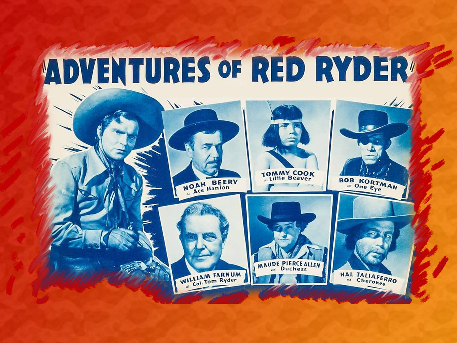 Adventures of Red Ryder