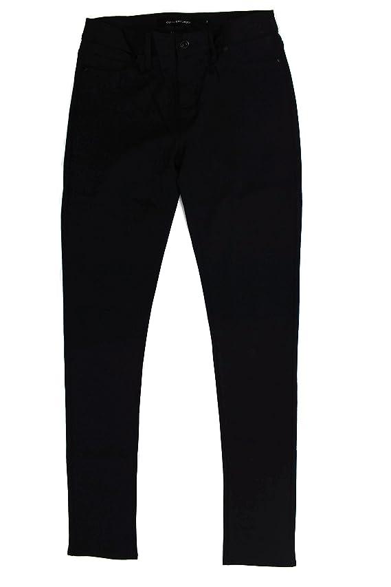 Calvin Klein Women's Black Straight Leg Ultimate Stretch Pants