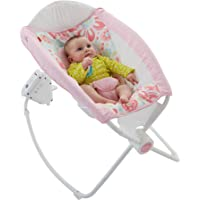 Fisher-Price Auto Rock 'n Play Sleeper (Floral Confetti)