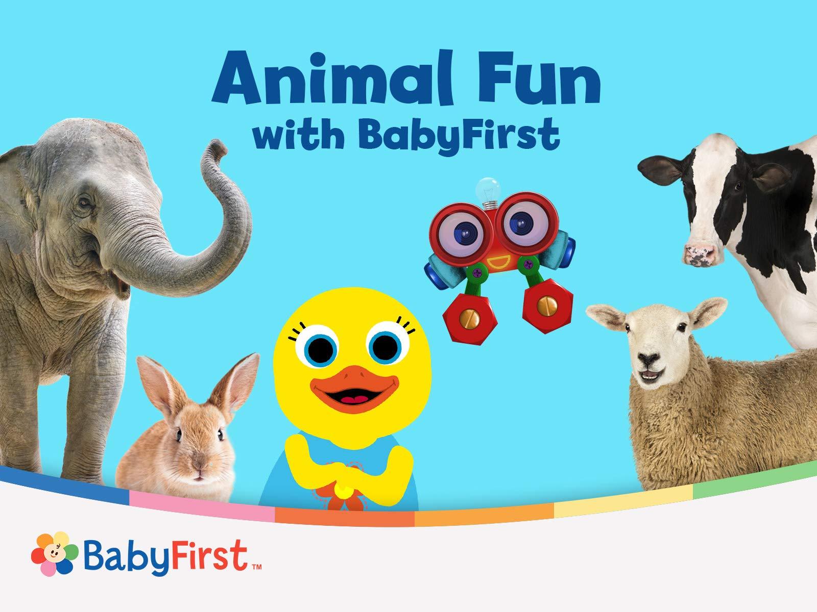 Animal Fun With BabyFirst - Season 1