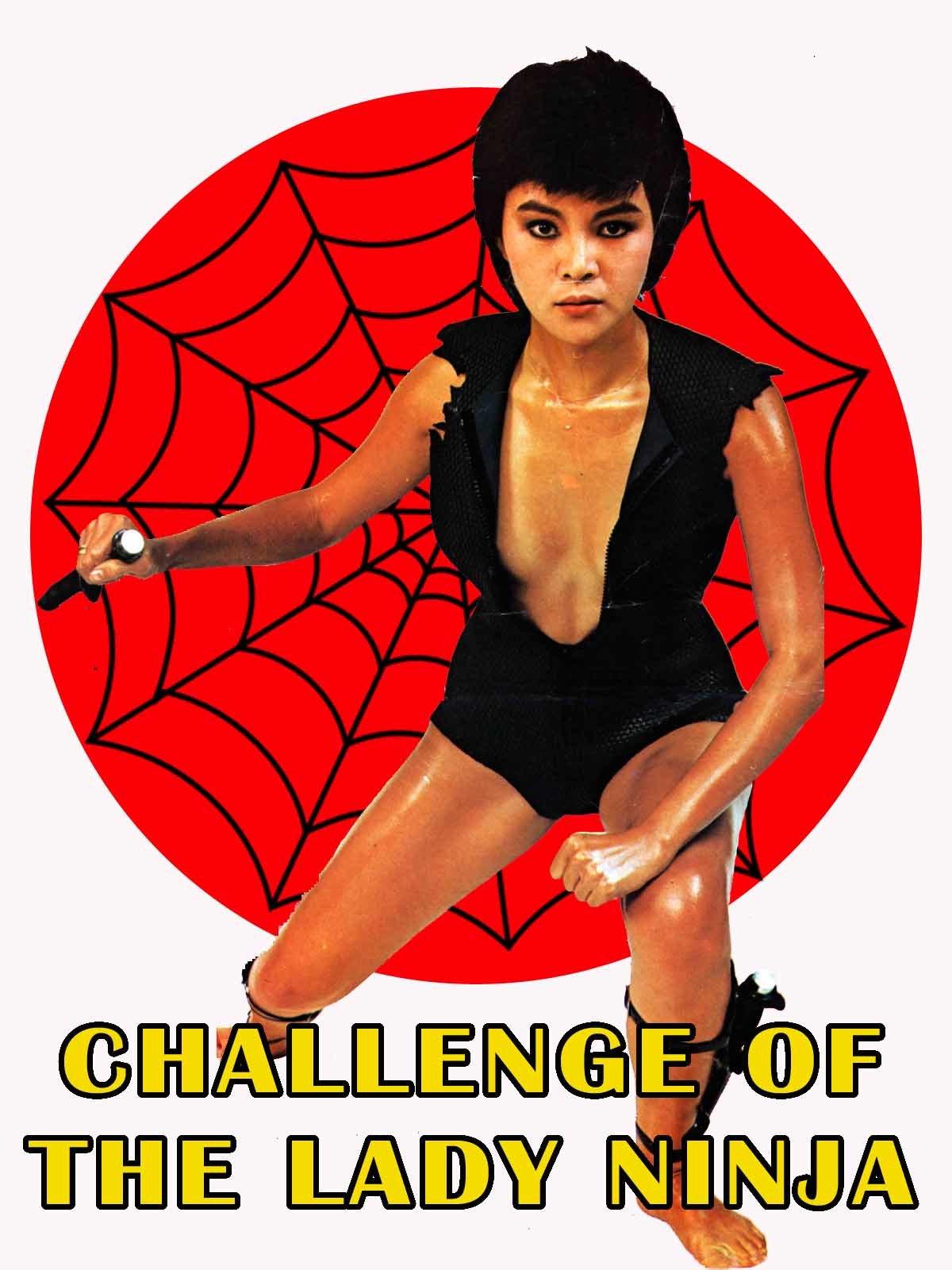 Challenge Of Lady Ninja on Amazon Prime Video UK