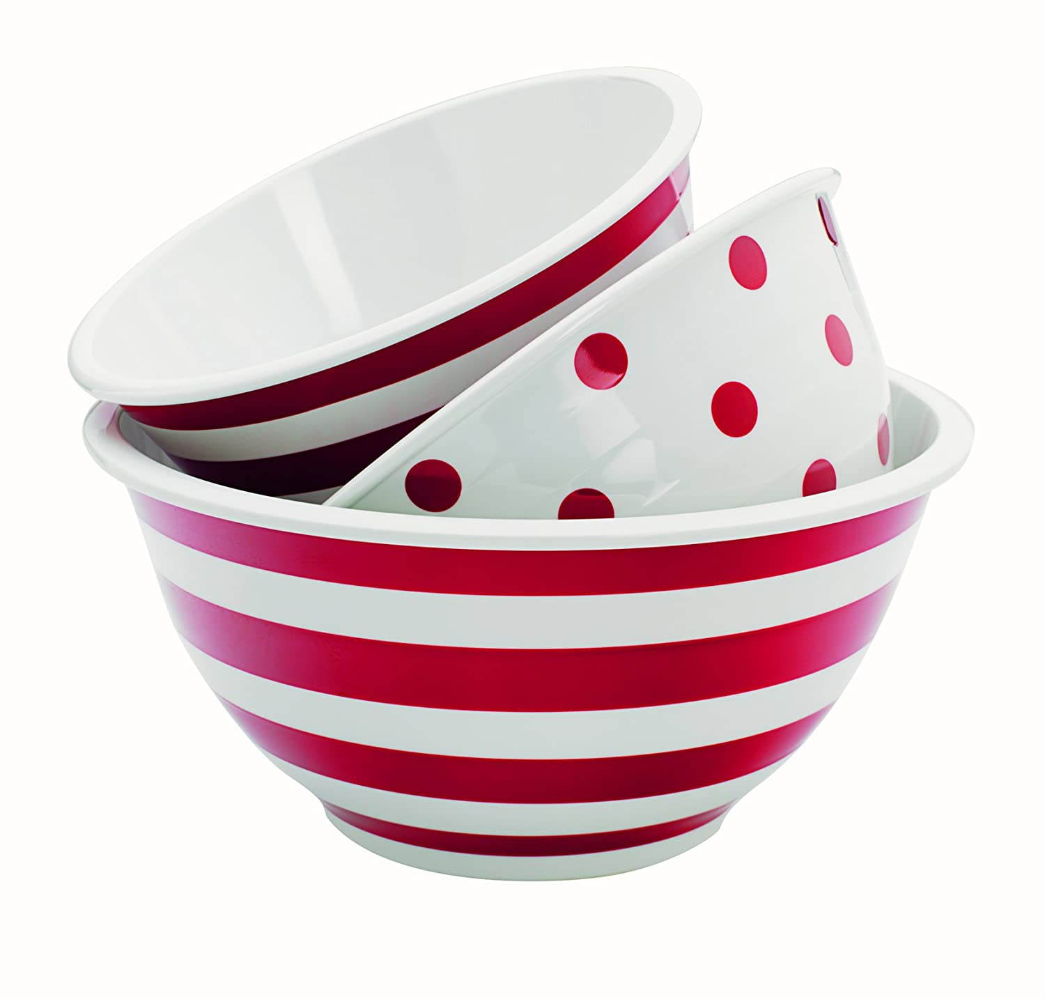 Anchor Hocking mixing bowls - Valentine's Day Gift Guide for the Cook www.pinchofnutmeg.com