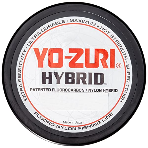 Yo-Zuri Hybrid 600-Yard Fishing Line