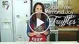Sugar-Free Almond Joy Chocolate Truffles Recipe