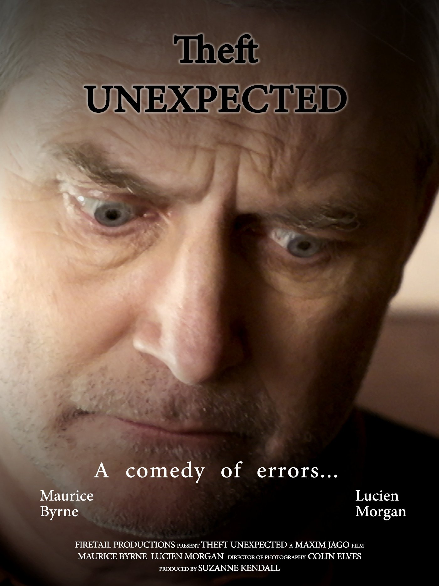 Theft Unexpected on Amazon Prime Instant Video UK