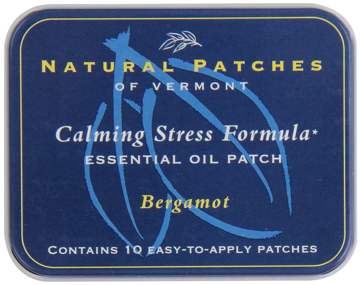 Stress Relief Aromatherapy Essential Oil Body Patches