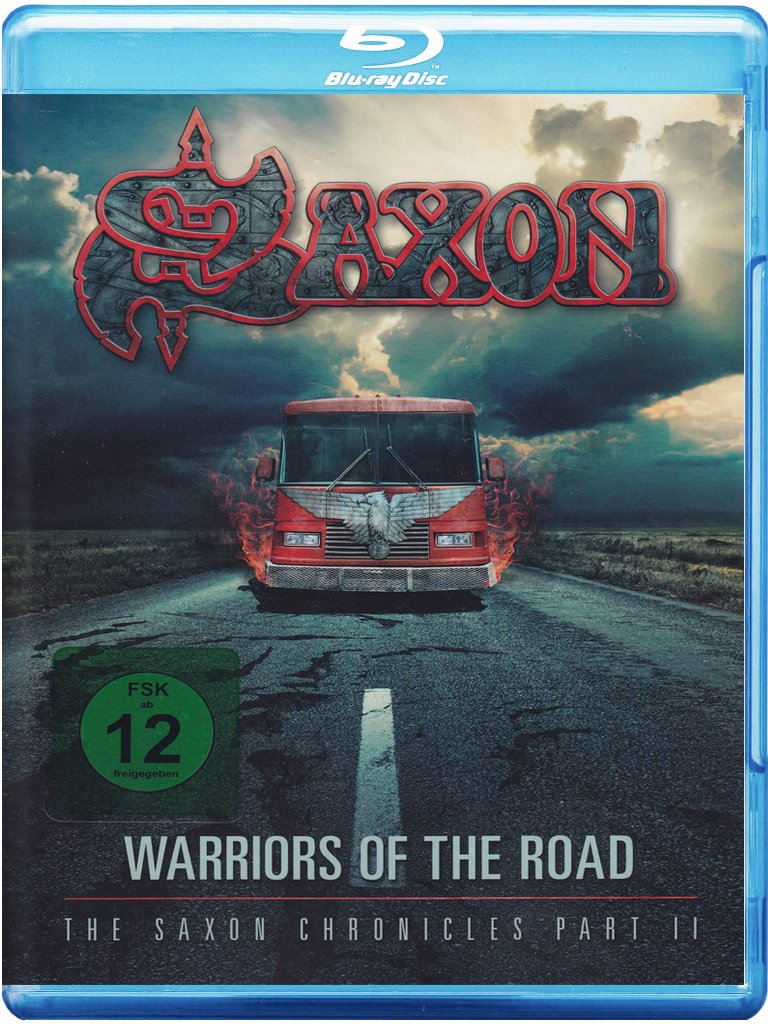 Saxon – Warriors Of The Road Live At Graspop Metal Meeting 2013 (2014) 720p+1080p MBluRay x264-LiQUiD