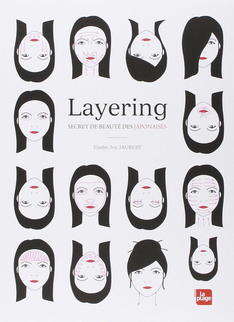 Layering, secret de beauté des japonaises  71oHw6tF4vL