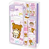 San-X Rilakkuma Stationery 7 Piece Set / School Supply Gift Set (GS13801)