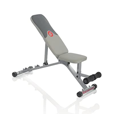 Universal 5 Position Weight Bench
