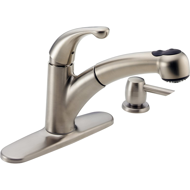 Delta Kitchen Sink Soap Dispenser Parts