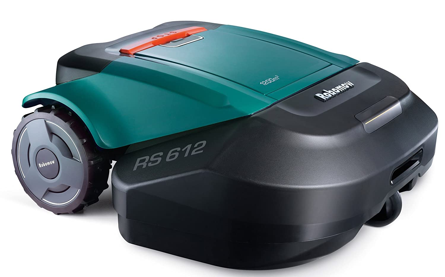 Robomow RS612 Robotic Lawn Mower, Home Automation
