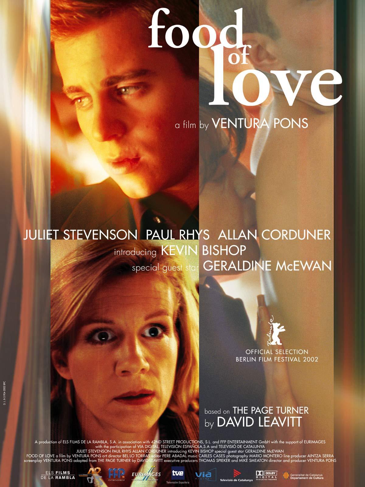 Food Of Love on Amazon Prime Video UK