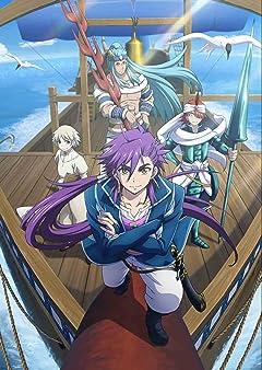 マギ シンドバッドの冒険 COMPLETE BOX[Blu-ray]