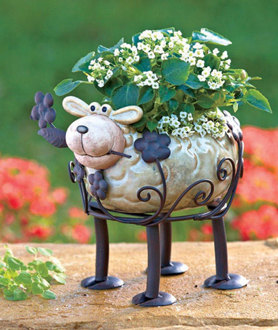 Animal Ceramic Planters Images