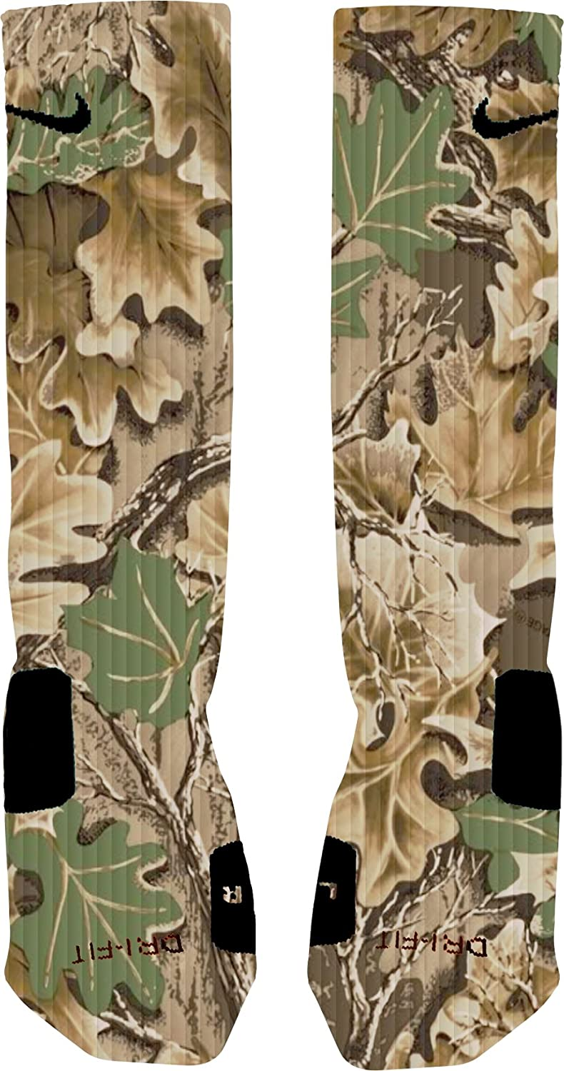Nike Elite Socks Camo Camo Custom Nike Elite Socks