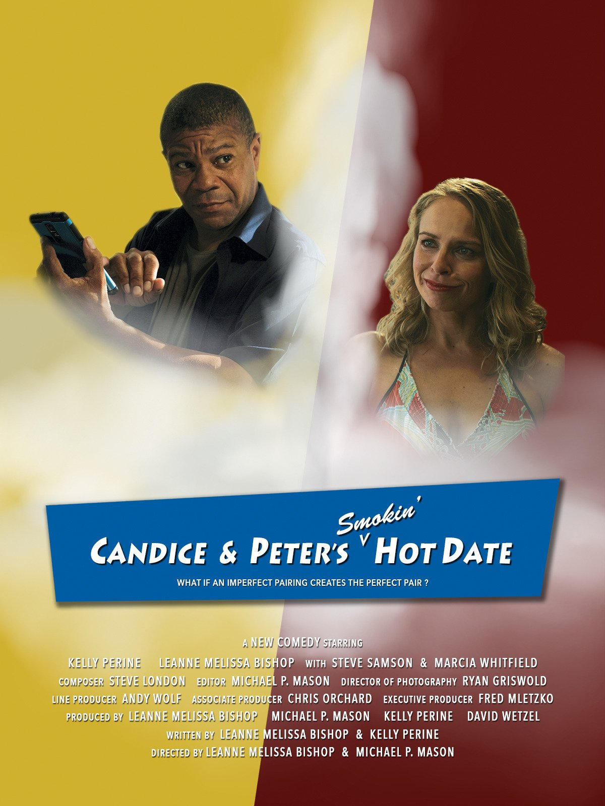 Candice and Peter's Smokin Hot Date on Amazon Prime Video UK