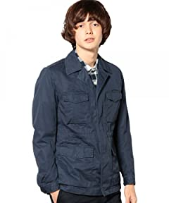 Beste Cotton Twill M-65 Jacket 3225-139-1869: Navy