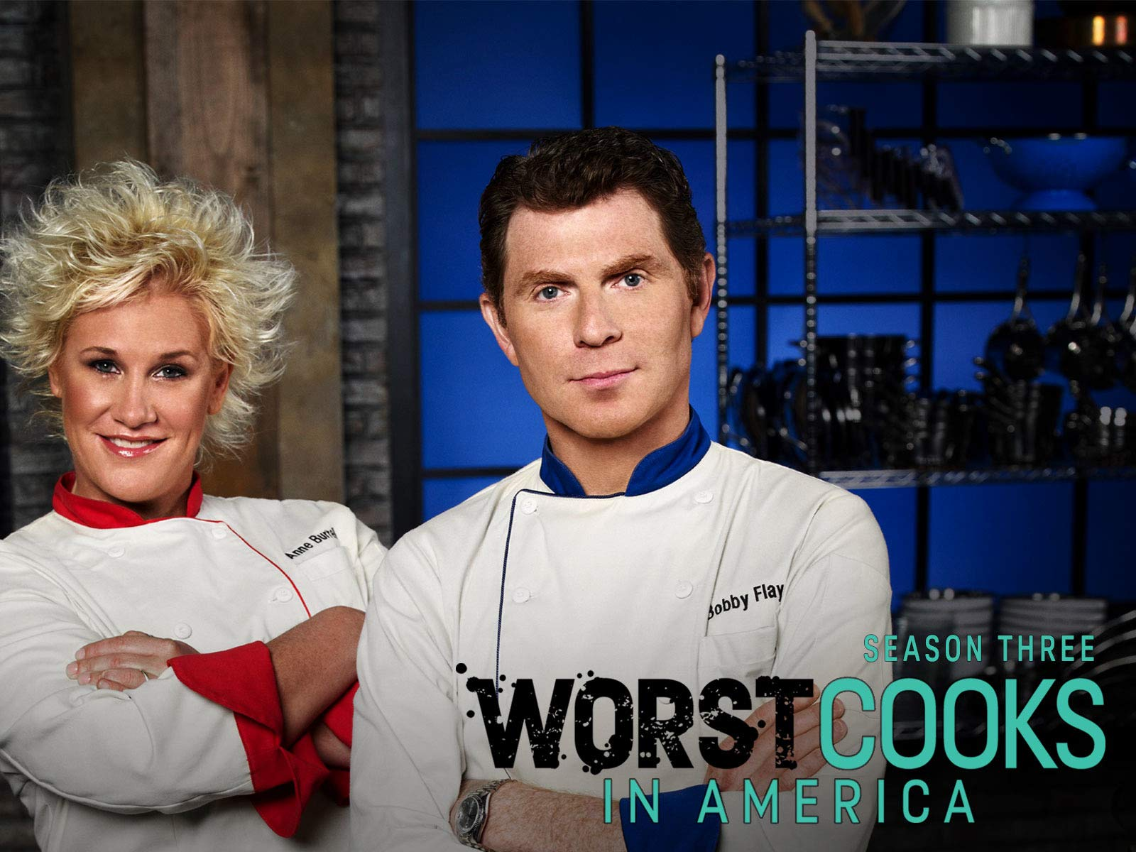Worst Cooks in America on Amazon Prime Video UK