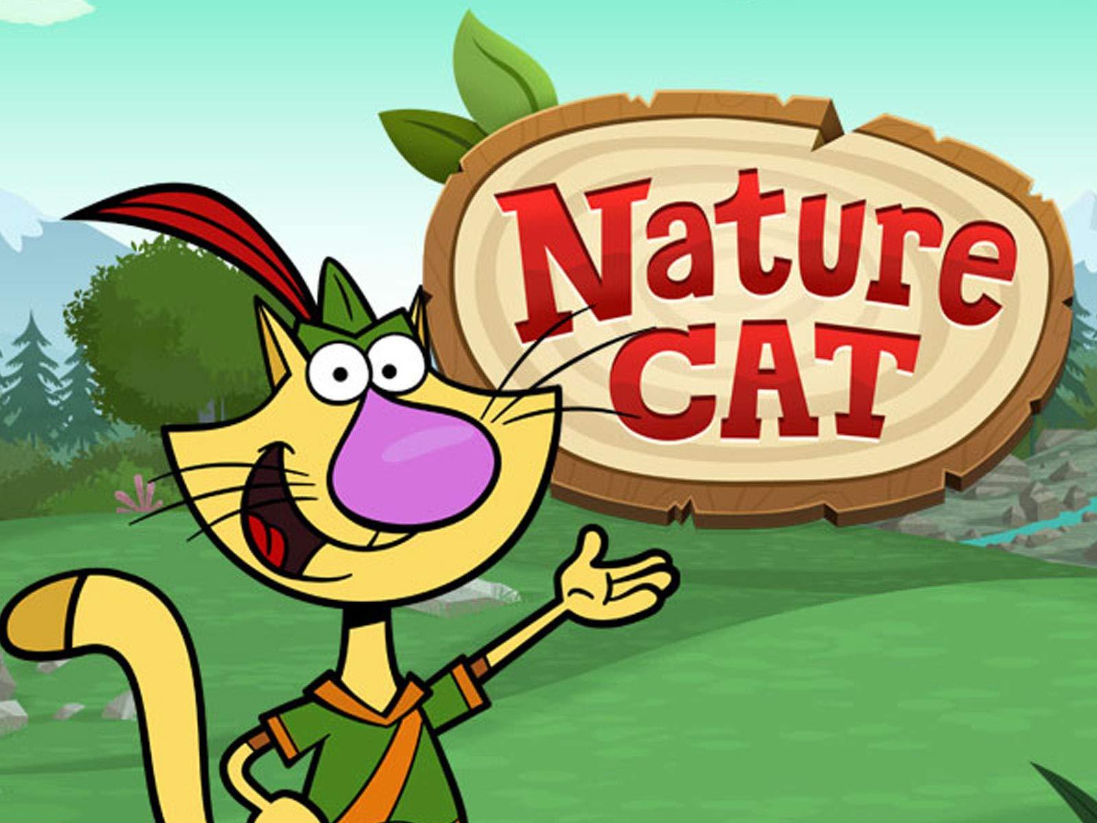 Nature Cat on Amazon Prime Video UK