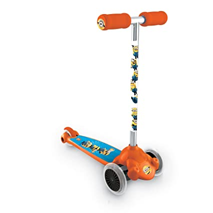 Mondo - LES MINIONS Trottinette 3 roues Twist & Roll