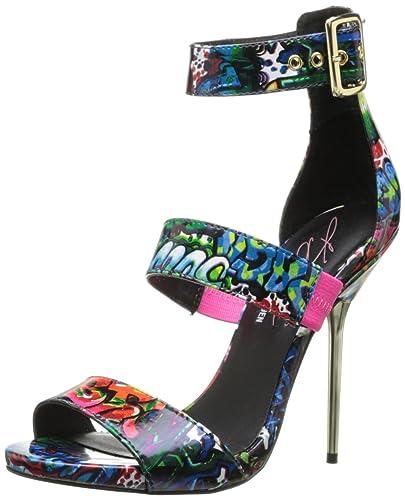 Graffiti Heels