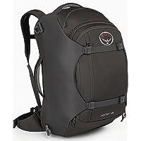 Osprey Porter 46-Liter Travel Backpack Bag (Black or Hoodoo Red)