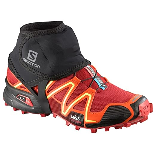 This is on my Wish List: Salomon Low Trail Gaiters: Sports & Outdoors