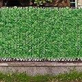 [neu.haus] Blätterzaun (Größe wählbar) Sichtschutz/Balkon Umspannung/PVC Sichtschutz von [neu.haus] bei Gartenmöbel von Du und Dein Garten