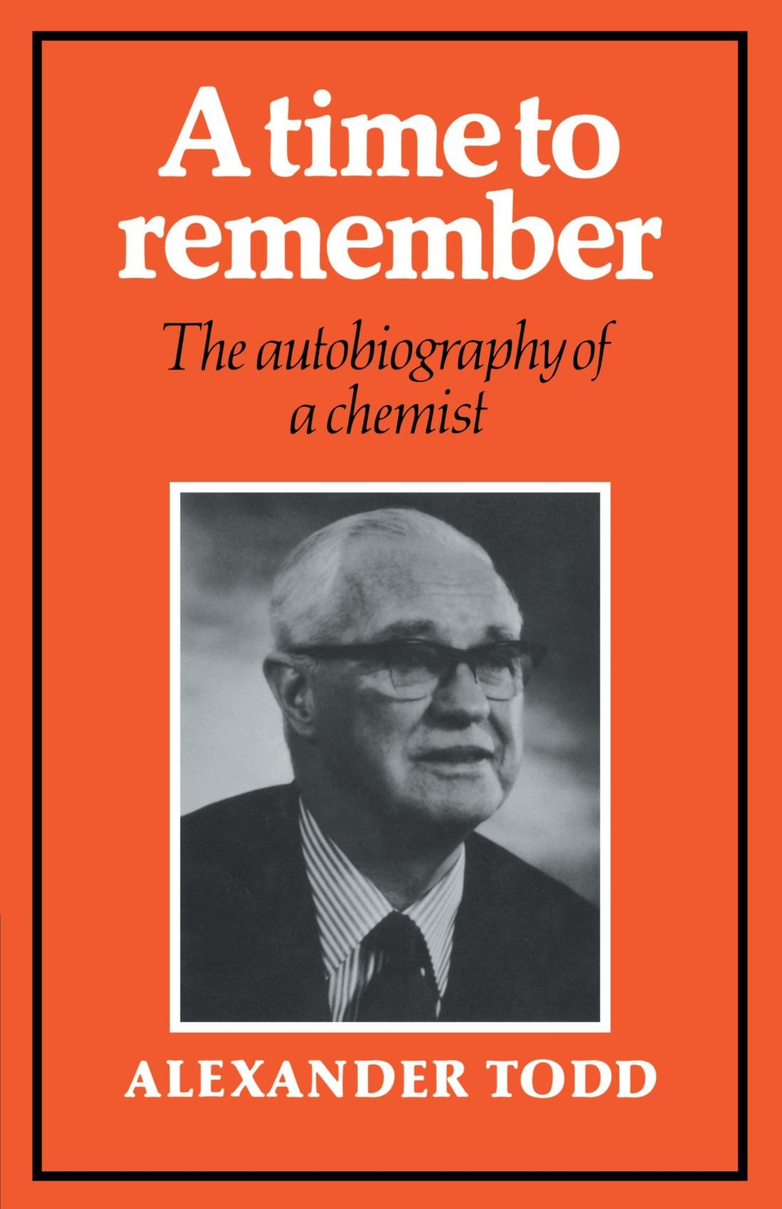 Buy A Time To Remember: The Autobiography Of A Chemist Online At Best Price  In India  Amazon