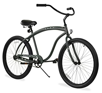 Cruiser Bikes For Big Men Firmstrong Bruiser Man Single