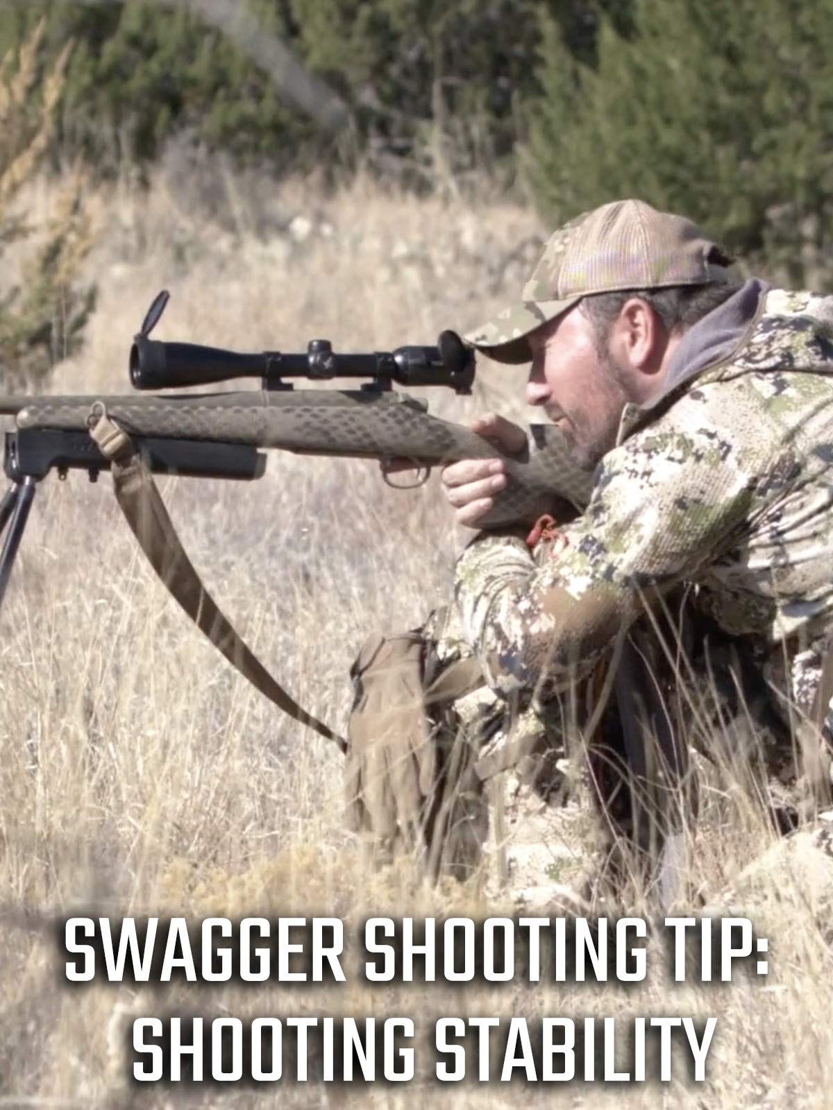Swagger Shooting Tip: Shooting Stability on Amazon Prime Instant Video UK