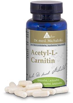 Acetyl L-Carnitin nach Dr. med. Michalzik