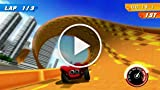 Classic Game Room - HOT WHEELS TRACK ATTACK Review...