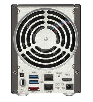 Nero//Antracite Serie 300 Netgear RN31221D ReadyNAS Storage Desktop 2 Slot con 2 Dischi da 1 TB